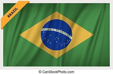nemzeti lobogó, közül, brazília