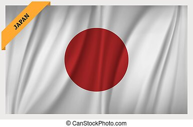 nemzeti lobogó, közül, japán