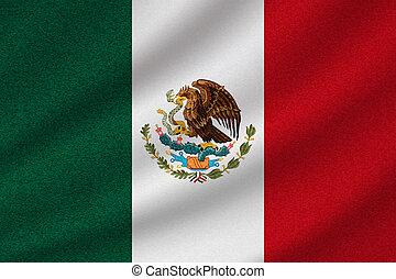 nemzeti lobogó, közül, mexikó