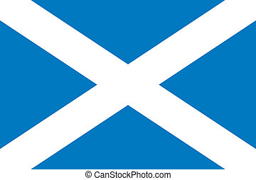 nemzeti, scotland lobogó