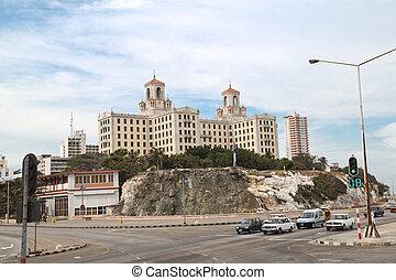 nemzeti szálloda, havanna, kuba