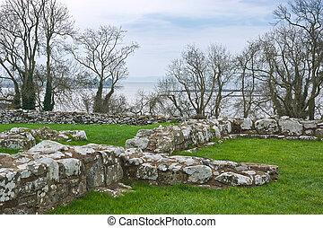 nendrum, strangford, lough, północna irlandia