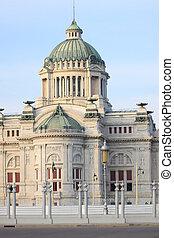 neo-clássico, talian, este prego, arquitetura