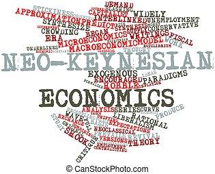 neo-keynesian, 経済学