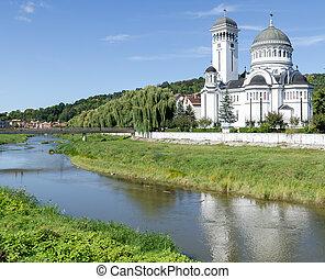 Romanian Orthodox Cathedral - Neo-Romanian Orthodox...