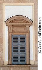 Neoclassic window