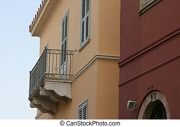 neoclassical houses