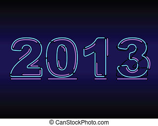 Neon 2012 changes to 2013