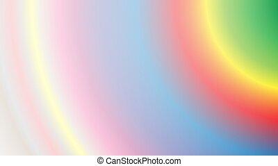 neon, abstract, light., anders, gloeiend, achtergrond., kleuren