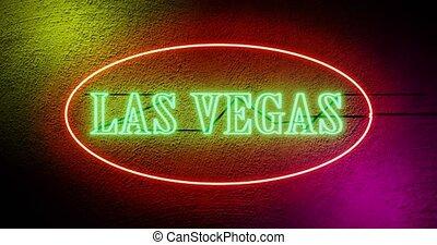 neon, draußen, kasino, tourismus, gluecksspiel, zeichen,...