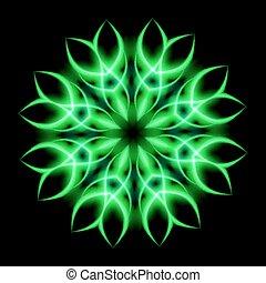 Neon element