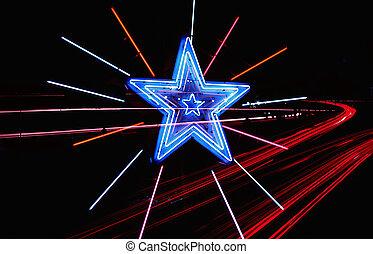 Neon Highway Star