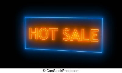 Neon hot sale sign