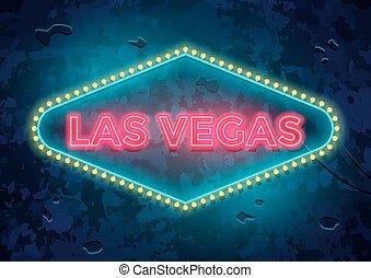 Neon Las Vegas Sign