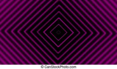Neon VJ Loop Background. Full HD