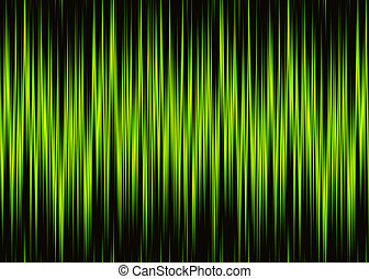 neon waveform pattern with copy space