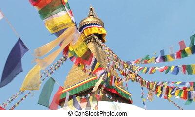 nepal - Nepal pray flags