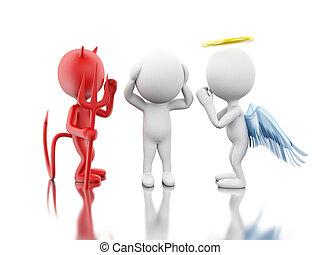neposkvrněný, 3, devil., anděl, národ