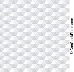 neposkvrněný, 3, pattern., seamless, šestiúhelník