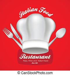 neposkvrněný, vrchní kuchař povolání