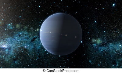 neptune, planète