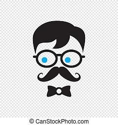 nerd, 人