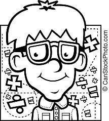 nerd, 数学