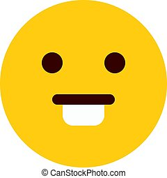 nerd, emoji