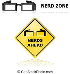 nerds, サイン