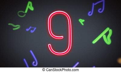 nero countdown object grey