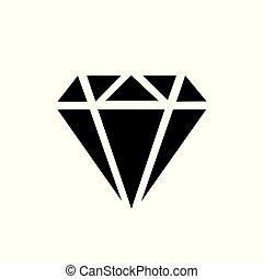 nero, diamanti, brillante