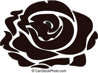 nero, rosa