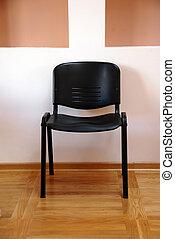 nero, sedia