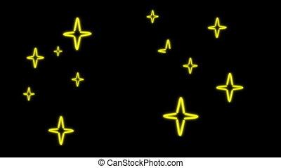 nero star yellow