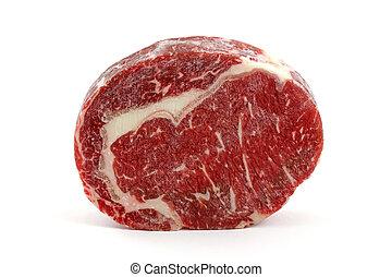 nervatura principale, occhio, bistecca