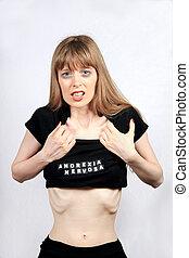 nervosa, anorexia