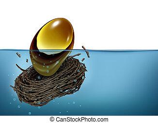 Nest Egg Crisis