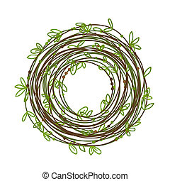 Nest frame for your design