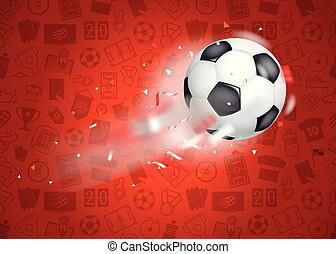 net., 개념, 목표, 고전, 나는 듯이 빠른, 공, 축구