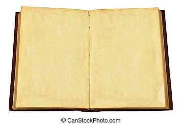 net, antieke , boek