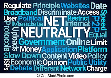 Net Neutrality Word Cloud