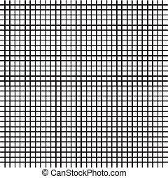 Net pattern illustration design
