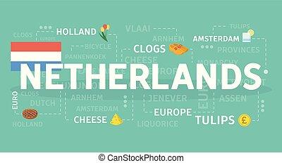 netherlands., 歓迎