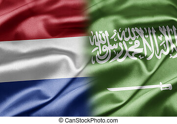 Netherlands and Saudi Arabia