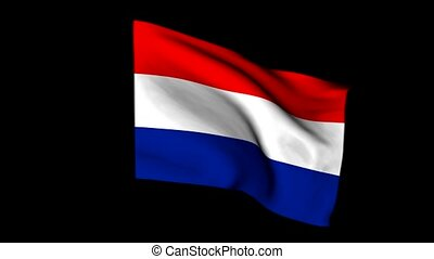 Netherlands flag - The series includes all the flags of...