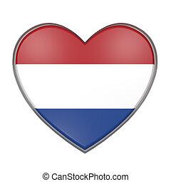Netherlands heart