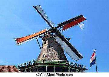 Netherlands landmark