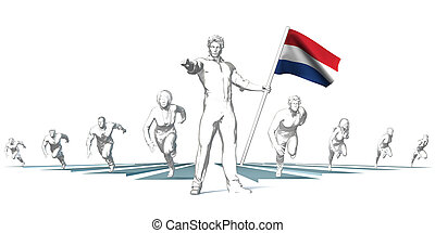 Netherlands Racing to the Future