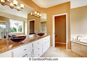 nett doppelbett luxus - badfliesen luxus marmor inneneinrichtung badezimmer