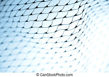 Netting - Closeup of netting